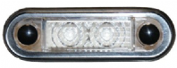 SIDE MARKER LIGHTS <br>E -Marked <br>IP67<BR> 4 Colours<br> 12vdc -32vdc